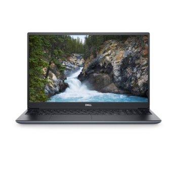 "Лаптоп Dell Vostro 5590 (N5108PVN5590EMEA01_2005_UBU)(сребрист), четириядрен Comet Lake Intel Core i7-10510U 1.8/4.8 GHz, 15.6"" (39.62 cm) Full HD Anti-Glare Display & GF MX250 2GB, (HDMI), 8GB DDR4, 512GB SSD, 1x USB 3.1 Gen 1 Type C, Linux image"