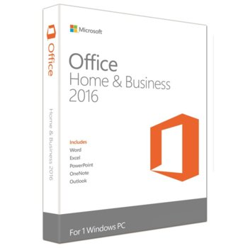 Microsoft Office Home Business 2016 EN T5D-02374 product