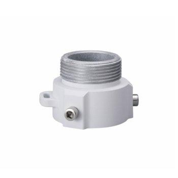 Монтажен адаптер Dahua PFA111, алуминий, 60 x 49 mm, do 7 кг., бял image