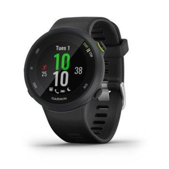 """Смарт часовник Garmin Forerunner 45/45s, 1.04"""" (2.64 cm) дисплей, GPS, акселерометър, черен image"""