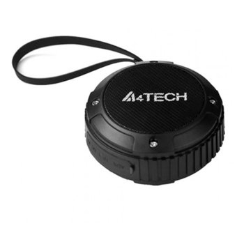 Тонколона A4Tech BTS-08 WL, Bluetooth 4.0+EDR, за смартфони, таблети, лаптопи, черен image