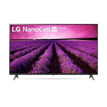 "Телевизор LG 49SM8050PLC, 49"" (124.46 cm) 4K/UHD HDR Smart TV, DVB-T2/C/S2, Wi-Fi, LAN, Bluetooth, 4x HDMI, 2x USB image"