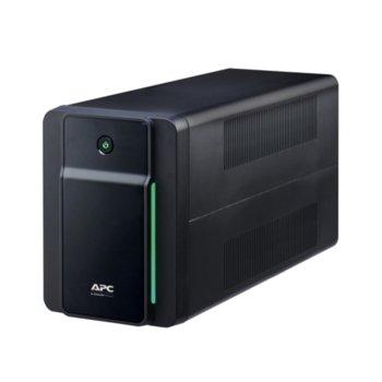 UPS APC BX2200MI-GR, 2200VA/1200W, Line Interactive, Tower image