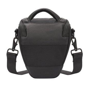 Чанта за фотоапарат Canon BAG Holster HL100, за DSLR фотоапарат и обектив, полиестер, черна image