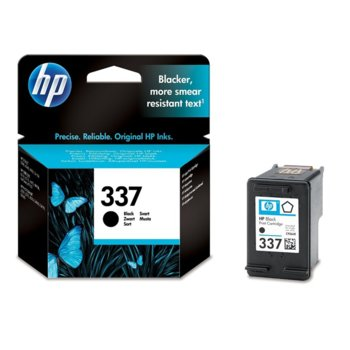 ГЛАВА HP PS2575 AiO/PS 8250/DeskJet 5940 - Black - P№ C9364EE - /337/ - заб.: 11ml image