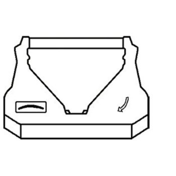 ЛЕНТА ЗА МАТРИЧЕН ПРИНТЕР DIABLO HYTYPE II GR 205 Неоригинален image