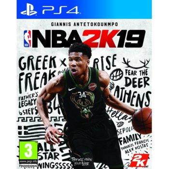 NBA 2K19 (PS4) product