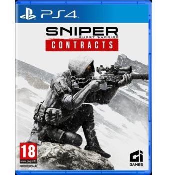 Игра за конзола Sniper Ghost Warrior Contracts, за PS4 image