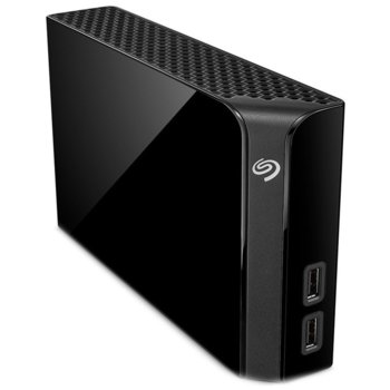 Твърд диск 10TB Seagate Backup Plus Hub,(черен), външен, USB 3.0 image