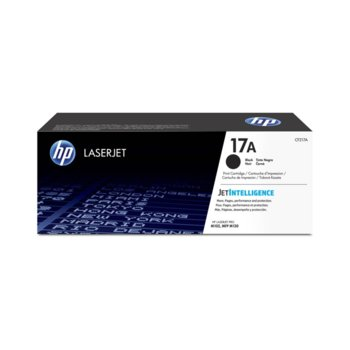 HP 17A Black (CF217A) product