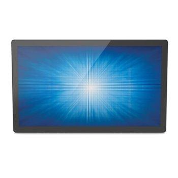 """Монитор ELO E335871, 23.8""""(60.45 cm), TN тъч панел, Full HD, 16ms, 3000:1, 225cd/m2, VGA, DisplayPort, HDMI, RS232, черен image"""