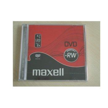 Maxell DVD-RW 4.7Gb ML-DDVD-RW-1PK product