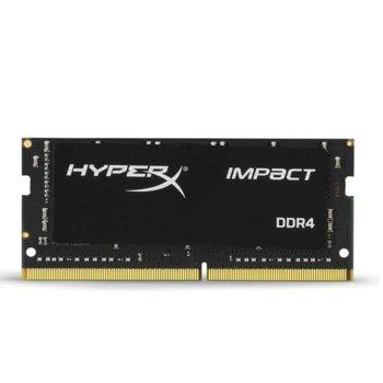 Памет 16GB DDR4 3200MHz, SO-DIMM, Kingston HyperX IMPACT HX432S20IB/16, 1.2V image
