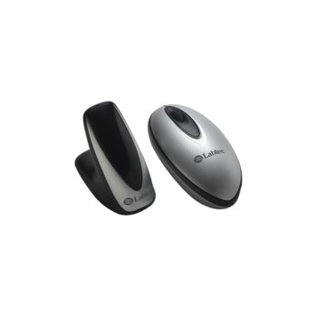 Мишка Labtec Wireless Optical Mouse Plus, оптична, безжична, USB/PS/2 image