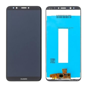 Дисплей за Huawei Y7 2018 / Y7 Prime 2018 с тъч, оригинален, черен image
