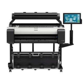 """Плотер Canon imagePROGRAF TM-305 + скенер MFP Scanner T36AIO, 36"""" (914 mm), 2400 x 1200 dpi, 2GB RAM, LAN, Wi-Fi, USB, B2, B1, A1, A0, B4, A3, A3+, A2 image"""