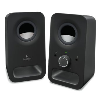 Logitech Z150 Multimedia Speakers Midnight black product