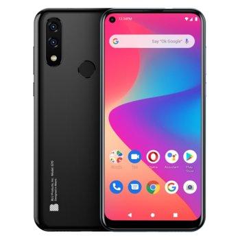 """Смартфон BLU G70 (YHLBLUG70)(черен), поддържа 2 sim карти, 6.4"""" (16.26 cm) IPS LCD дисплей, осемядрен Cortex A53 2.0, 2GB RAM, 32GB Flash памет (+ microSD слот), 13.0 + 2.0 & 8.0 Mpix камера, Android, 182 g. image"""