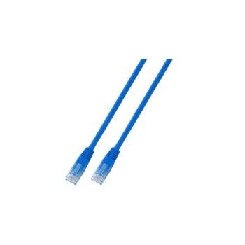 EFB Elektronik RJ45 U/UTP Cat.5e 3m blue K8094.3 product