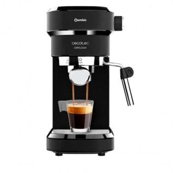 Кафемашина Cecotec Cafelizzia 790 Black, 1350W, 20 bar, капацитет на резервоара за вода 1.2л., светлинен индикатор, Thermoblock, черна image