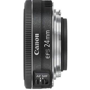 Обектив Canon EF-S 24mm f/2.8 STM за Canon EF-S image