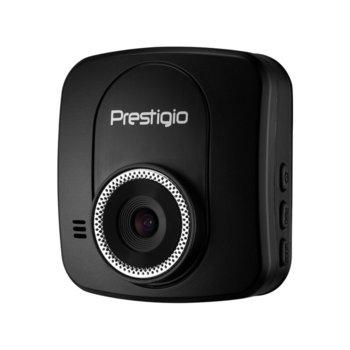 "Видеорегистратор Prestigio RoadRunner 535W, камера за автомобил, WQHD (2560x1440@30fps), 2.0"" (5.08 cm) TFT дисплей, 1GB вградена памет, Micro SDHC слот, Micro-USB 2.0, Wi-Fi, микрофон, нощно виждане image"