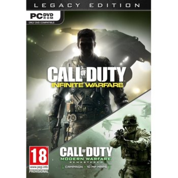 Call of Duty: Infinite Warfare Legacy Edition product