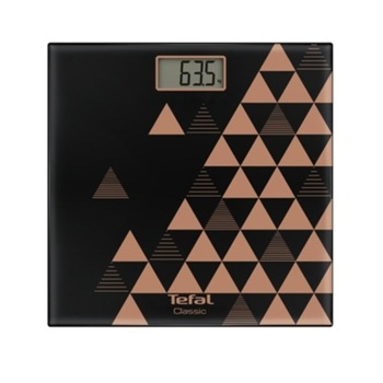 Електронен кантар Tefal PP1151V0 Classic Scandic Copper, капацитет 160 кг, автоматично включване, черен image