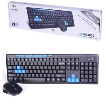KBD+MOUSE HK-3800 wireless product
