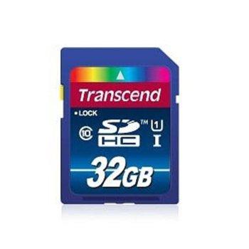 Transcend 32GB SDHC UHS-I Premium (Class 10) product