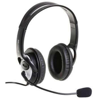 Слушалки Microsoft LifeChat LX-3000, микрофон, USB image