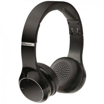 Слушалки Pioneer SE-MJ771BT, микрофон, Bluethoot, черни image