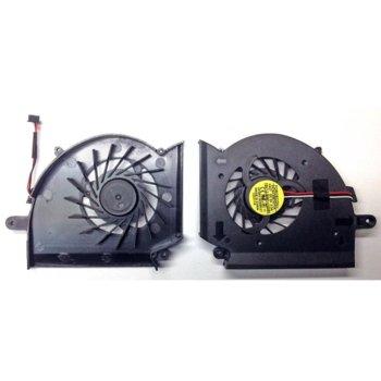 Вентилатор за лаптоп, съвместим със Samsung RF411 RF410 RF510 RF511 image