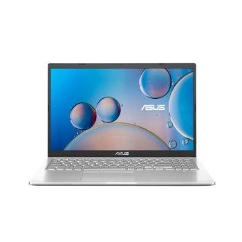 "Лаптоп Asus X515JF-WB503 (90NB0SW2-M01900), четириядрен Ice Lake Intel Core i5-1035G1 1.0/3.6 GHz, 15.6"" (39.62 cm) Full HD IPS Anti-Glare Display, (HDMI), 8GB DDR4, 256GB SSD, 1x USB-C Gen 2, Free DOS image"