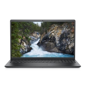 "Лаптоп Dell Vostro 3510 (N8068VN3510EMEA01_2201_UBU), четириядрен Tiger Lake Intel Core i7-1165G7 2.8/4.7 GHz, 15.6"" (39.62 cm) Full HD WVA Anti-Glare Display, (HDMI), 8GB DDR4, 512GB SSD, 2x USB 3.2, Linux image"