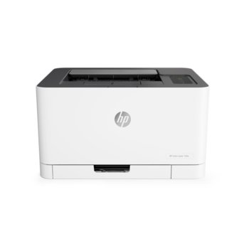 Лазерен принтер HP Color Laser 150a, цветен, 600 x 600 dpi, 18 стр/мин, USB, A4 image