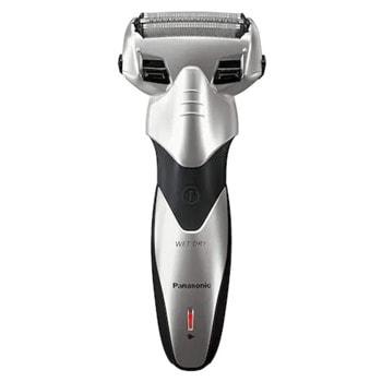 Самобръсначка Panasonic ES-SL33-S503, за брада, за мокро и сухо бръснене, 3 извити ножчета, водоустойчива, работа на батерия, черна image