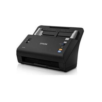 Скенер Epson WorkForce DS-860N, 600 x 600 dpi, A3, двустранно сканиране, ADF, LAN, USB 2.0 Type B image