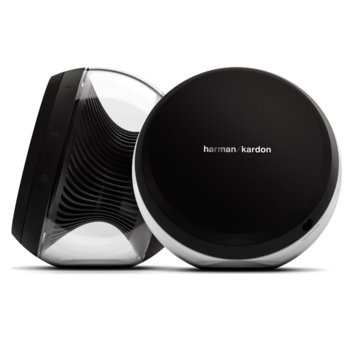 Тонколона Harman Kardon Nova, 2.0, 80W, 3.5mm jack, Bluetooth/NFC, черна image