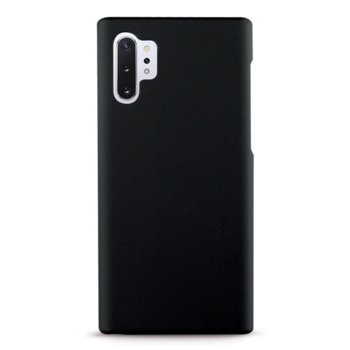 Калъф за Samsung Galaxy Note 10 Plus, поликарбонатов, Case FortyFour No.3 CFFCA0234, черен image