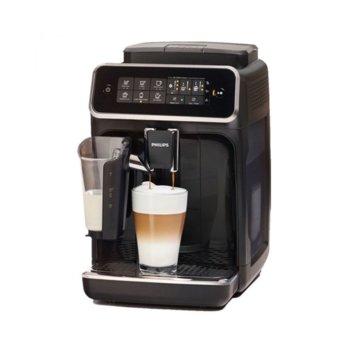 Кафемашина Philips EP3241/50, 15 bar, 5 напитки, сензорен дисплей, черна image