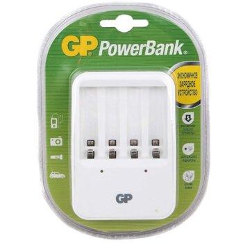 Зарядно у-во GP Batteries PB420 GS-UC1, за батерии AA/AAA image