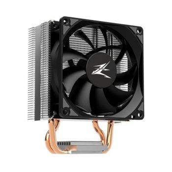 Охлаждане за процесор Zalman ZM-CNPS-4X, съвместимос със Intel LGA 1151/1156/1155/1150/775 & AMD AM4/AM3+/AM3/AM2+/AM2/FM2+/FM2 image