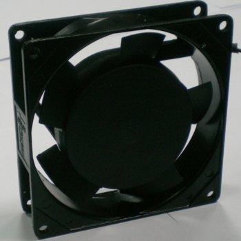Вентилатор 80мм, EverCool EC8025A2HBL, 220V 2 ball bearing 2200rpm image