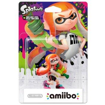 Nintendo Amiibo - Inkling Girl (Splatoon) product