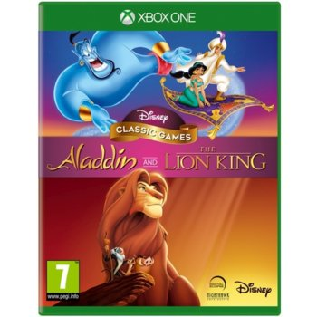 Игра за конзола Disney Classic Games: Aladdin and The Lion King, за Xbox One image