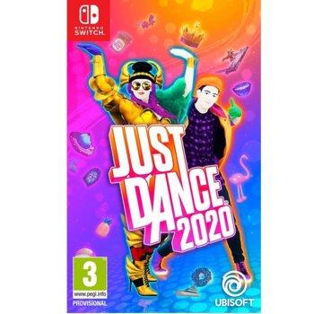 Игра за конзола Just Dance 2020, за Nintendo Switch image
