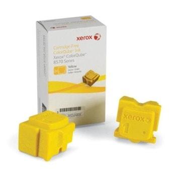 Касета за Xerox ColorQube 8570 - Yellow - P№ 108R00938 - 4 400k image