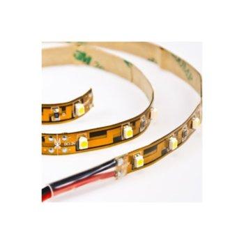 LED лента ORAX LLS-3528-60-W-IP20, 4.8W/m, DC 12V, 200lm/m, 5m image