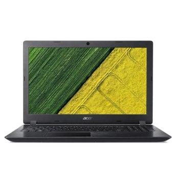"""Лаптоп Acer A315-41G-R5GH (NX.GYBEX.002), четириядрен AMD Ryzen 5 2500U 2GHz/3.6GHz, 15.6"""" (39.62 cm) Full HD Anti-Glare Display & Radeon 530X 2GB, (HDMI), 8GB DDR4, 1TB HDD, 1x USB 3.0, Linux image"""